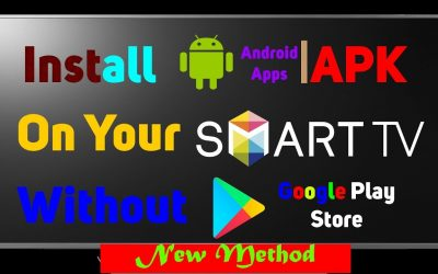 How To Install APK in Your Android Smart TV| New Method 100% Working| Hacker Hero