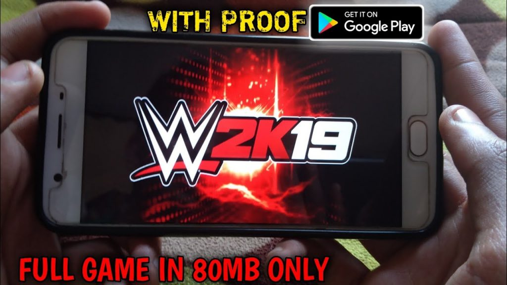 The Best How To Download Wwe 2K19 For Android JPG