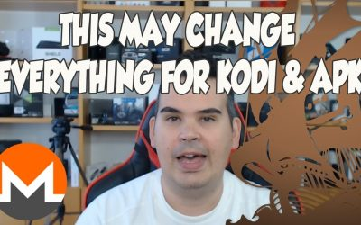 THIS MAY CHANGE EVERYTHING ON KODI AND APK !!