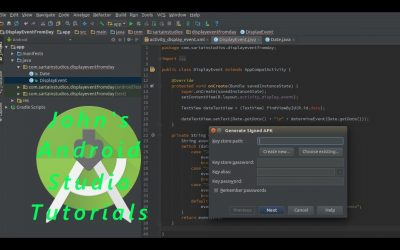 How to generate signed apk for google play production distribution upload Android Studio