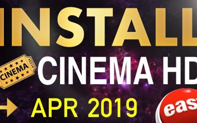 How to Install Cinema APK on Amazon Firestick, Fire TV & Android TV Box!! NEW April 2019 Install