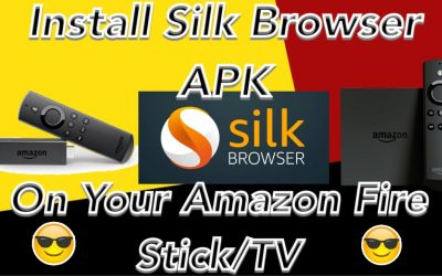 Install Silk Browser APK on Your Amazon Fire Stick or Fire TV   Sideload Method
