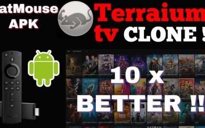 New Terrarium TV – CATMOUSE APK for Movies & TV Shows – FORGET KODI