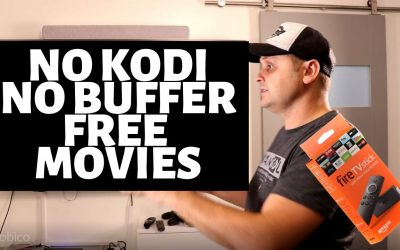 NO KODI REQUIRED OR APK WATCH FREE 4K MOVIES ON FIRESTICK WITH NO BUFFERING