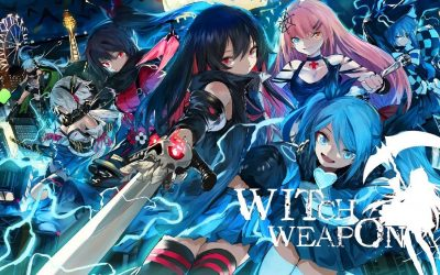 Witch Weapon (Android iOS APK) – Action RPG Gameplay