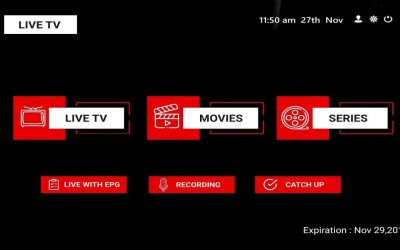 CHECK THIS NEW IPTV APK WITH SPORT, MOVIES VOD AND MORE