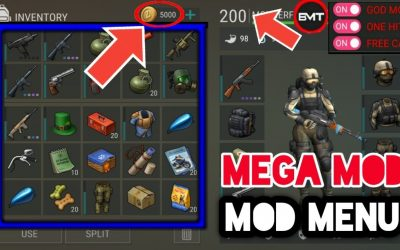 Last Day on Earth Survival 1.14.3 God Mod Apk With MOD MENU – Unlimited Money, Level 200