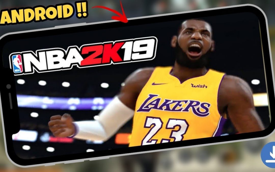 Official !! NBA 2K19 For Android Download Apk + OBB Gameplay | officially Launched | Download Now