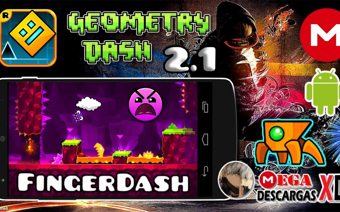DESCARGAR Geometry Dash v.2.11 APK [MEGA] – ANDROID