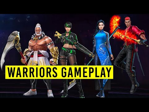 Warriors of the Sky Gameplay Preview! Update APK – Marvel Future Fight