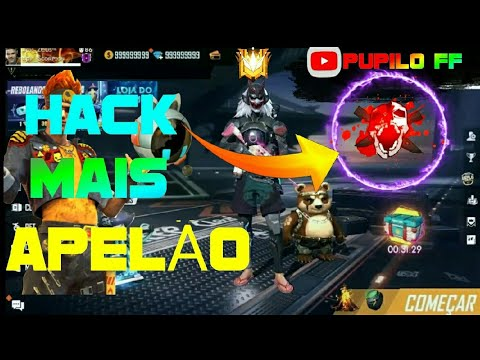 MOD APK HACK 1.43.3 FREE FIRE HACK DE DIAMANTES + BUG DE DIAMANTES