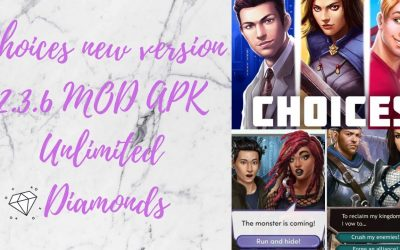 Choices: Stories You Play MOD APK Version 2.3.6 Unlimited Diamonds Tutorial (2018)