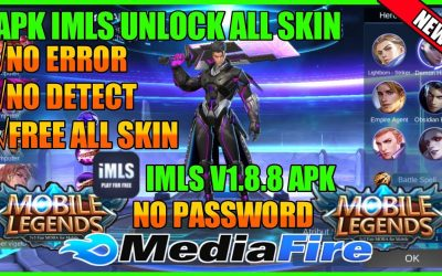UPDATE APK MOD IMLS VERSI 1.8.8 UNLOCK ALL SKINS PATCH CARMILLA MOBILE LEGENDS