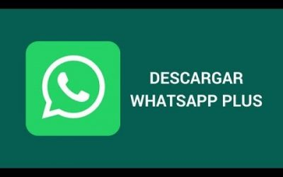 ✅Descargar whatsapp plus 2019 ultima version apk