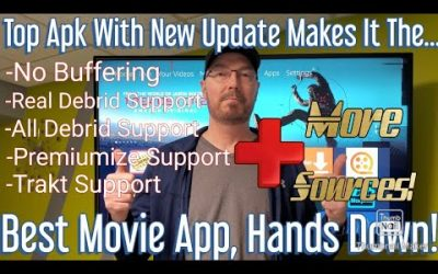 Best And Most Complete Movie APK, Hands Down! Latest Update For The Amazon Fire Stick