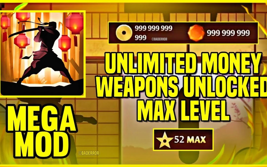 (⚡No Root⚡) Shadow Fight 2  – Mega Mod Apk 2.3.0 | Unlimited Money & Max Level Cheats For Android😍
