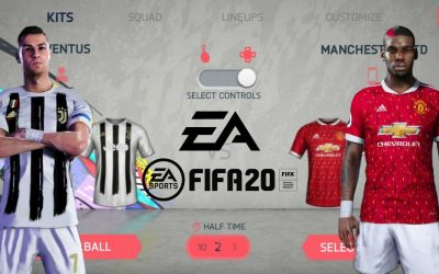 FIFA 20 Android Offline New Transfers & Best Graphics Apk+Obb [800MB]