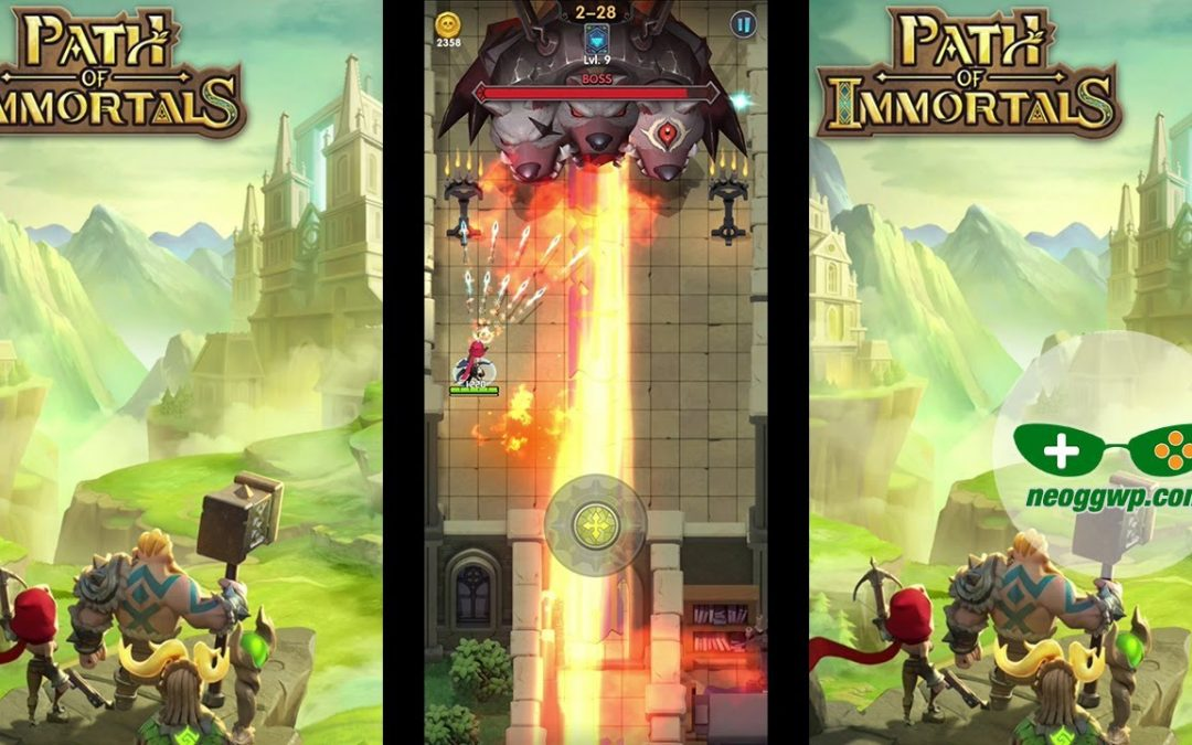 Path of Immortals (Close Beta Test) (Android APK) – Action RPG Gameplay