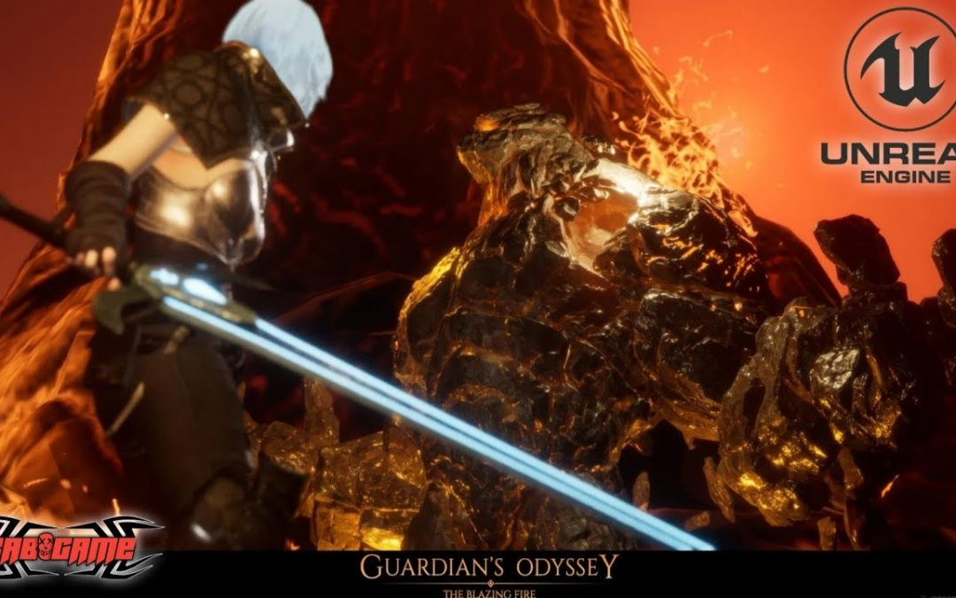 Guardians Odyssey Gameplay (Unreal Engine) – Android IOS APK