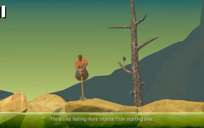 Getting Over It Android APK Data Free Download