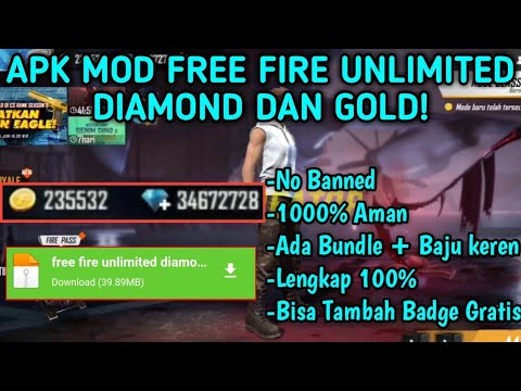 APK FREE FIRE MOD UNLIMITED DIAMOND TERBARU 2020 – FREE FIRE INDONESIA