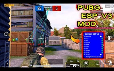 PUBG MOBILE ESP LINE NEW VERSION NO ROOT MOD MENU APK GRATIS PUBG UPDATE VERSION ESP
