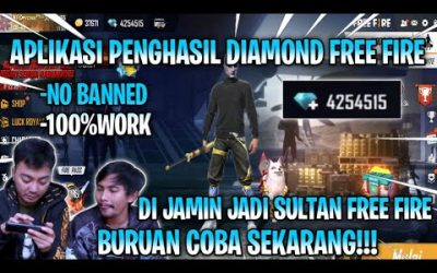 APK PENGHASIL DIAMOND FREE FIRE‼️| NO LAZADA | RESMI 100% WORK | SEPTEMBER 2020‼️