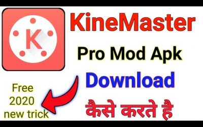 How to download KineMaster Pro Mod apk [2020] KineMaster Pro mod app download kaise kare #KineMaster