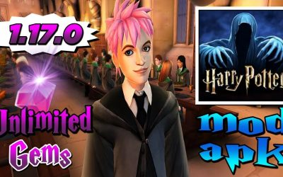 Harry Potter Hogwarts Mystery APK MOD 1.17.0 DIAMANTES INFINITOS [Sem Root]