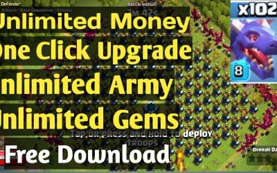 Clash of Clans Mod Apk✔️ | Coc MoD Apk latest version Download Free | MR Devil