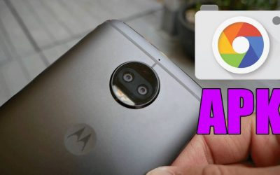 Google Camera APK para o Moto G5s Plus