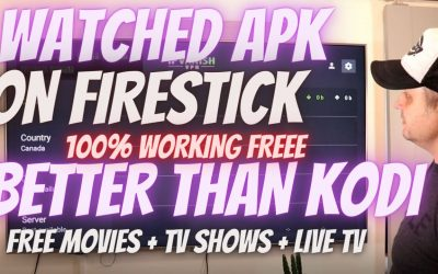 HOW TO INSTALL WATCHED APK FIX ON FIRESTICK NOW 100% WORKING (NOV 2020 5X BETTER THAN KODI)