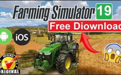 Farming Simulator 19 Mobile – Download & Play FS 19 On Android APK & IOS Urdu