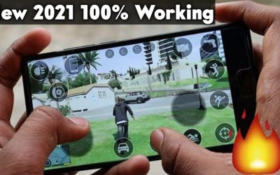 How To Download GTA 5 On Android Mobile | Install GTA 5 Apk+Obb on 2021 | Techno Gamerz GTA 5 -hindi