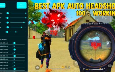 Auto Headshot Mobile Macro || One Tap Headshot Apk Free Fire || RUKO FF