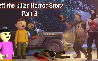 Jeff the killer Horror Story Part 3 | Apk Andriod Game | Gulli Bulli Stories | Make Joke Horror