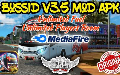Bussid V3.5 Mod Apk | How To Create Unlimited Players Room In Bussid | TBR Gaming Official