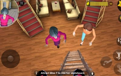 Scary Teacher 3D Mod APK(A FLYING ART,EASTER DISASTER,GROOM OR BUST)New Prank Funny Game Android/IOS