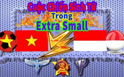 RA2 YR Online ✅ Việt Nam VS Indonesia Map  Extra small #51