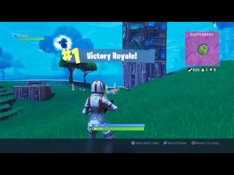9 frag Solo gameplay- fortnite battle royale- YR game style