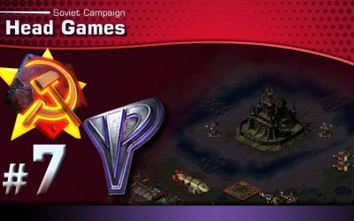 Red Alert 2: [YR] – Soviet Mission 7 – Head Games [Long-play & Tips]