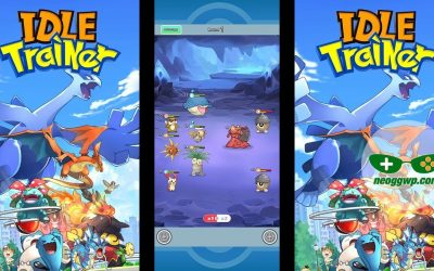 Idle Trainer (Pokemon) (Android APK) – Idle RPG Gameplay Chapter 1