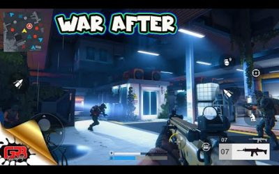 War After: PvP Shooter (Power full weapon)   Gameplay Android / APK